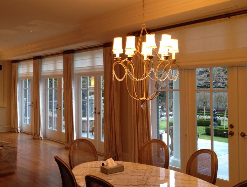 Beautiful window treatments welcome for Beautiful window treatments
