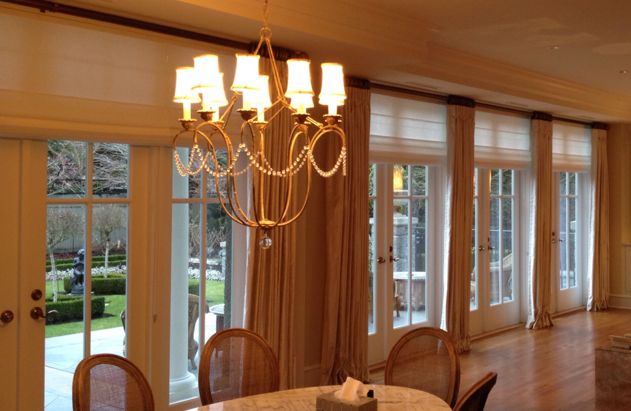 Beautiful window treatments gallery 4 for Beautiful window treatments